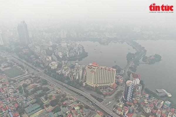 Tăng cường kiểm soát ô nhiễm môi trường không khí
