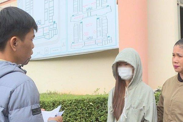Phát hiện nữ sinh viên cất giấu ma túy trong phòng trọ