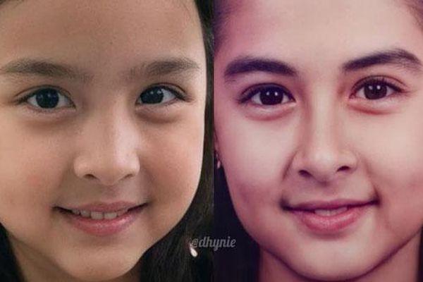 Bức hình 'mỹ nhân đẹp nhất Philippines' cùng con gái thu hút hàng triệu lượt 'like': Đặt cạnh nhau khó mà phân biệt được
