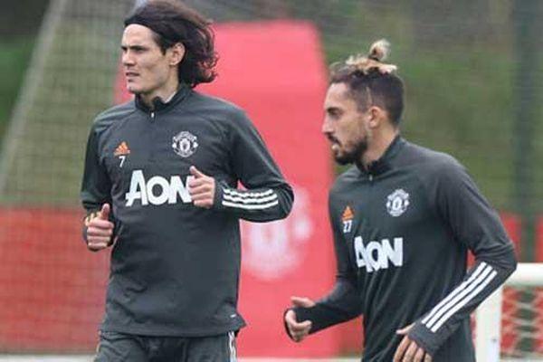 Đội hình dự kiến trận Fulham vs M.U: Cavani, Bailly và Telles đá chính?