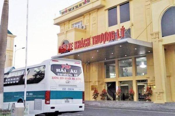 Chuyển dứt điểm tuyến cố định từ bến xe Lạc Long về Thượng Lý