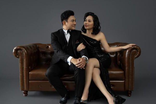 Hoàng Phúc - Uyên Phương kỷ niệm 5 năm ngày cưới