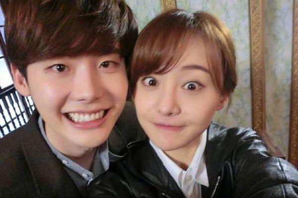 Fan cũ vạch trần Trịnh Sảng từng hẹn hò với Lee Jong Suk, bỏ đoàn phim sang Hàn yêu đương với bạn trai