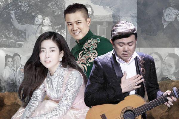 Tổng kết 2020: Covid 19 đã ngăn cách những lần gặp mặt cuối cùng của nghệ sĩ Việt với gia đình
