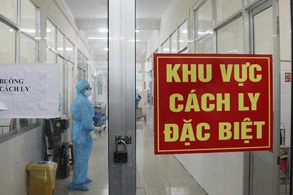 Bệnh nhân 1440 tái dương tính với SARS-CoV-2