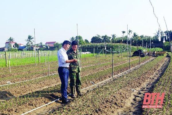 Nâng cao chất lượng đội ngũ cán bộ ở huyện Hoằng Hóa