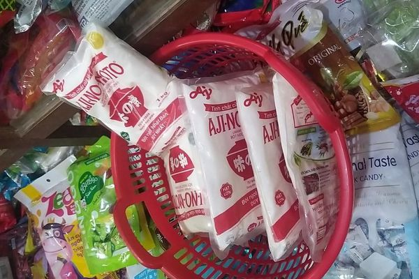 Gia Lai: Tạm giữ bột ngọt có dấu hiệu giả mạo nhãn hiệu của Công ty Ajinomoto Việt Nam