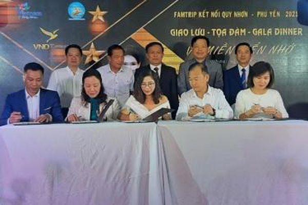 Bình Định: Ký kết thành lập liên minh hợp tác phát triển du lịch