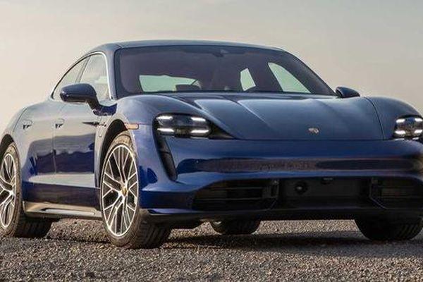 Porsche Taycan sẽ có bản 'giá rẻ' mở bán đại trà?