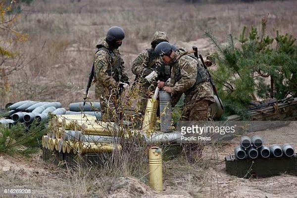 Quân đội Ukraine phải nhận loạt vũ khí chất lượng kém
