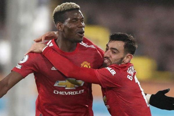 Pogba nhận điểm cao nhất sau trận thắng của MU