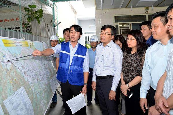 Giám sát tiến độ Dự án cao tốc đoạn Vĩnh Hảo - Phan Thiết