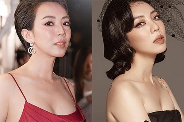Vẻ gợi cảm của Thu Trang - nữ chính phim trăm tỷ 'Chị Mười Ba'