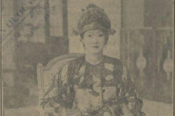 Đám cưới đặc biệt của Nam Phương hoàng hậu