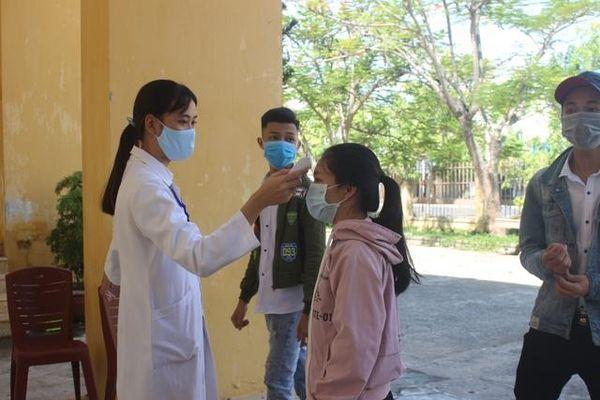 Quảng Nam vượt lên dịch bệnh, 2 lần tổ chức tốt kỳ thi tốt nghiệp THPT