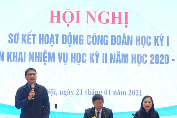 Công đoàn Giáo dục Việt Nam đồng hành cùng đội ngũ nhà giáo
