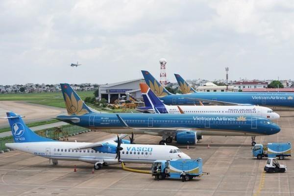 Sương mù dày đặc, máy bay đến Hà Nội phải hạ cánh ở Hải Phòng, Đà Nẵng