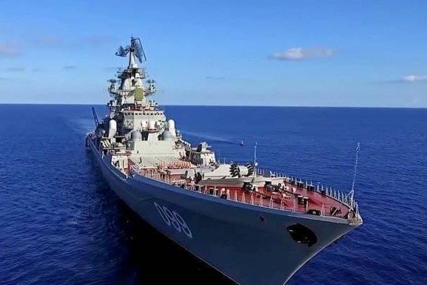 'Đổi 5 khinh hạm lấy 1 tuần dương hạm': 'Phép tính' khó hiểu của Nga?
