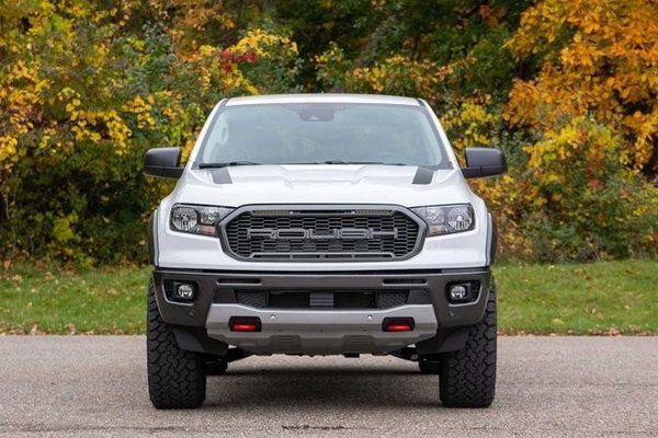 Roush Ranger 2021 - Phiên bản độ nâng cấp sức mạnh cho bán tải Ford Ranger