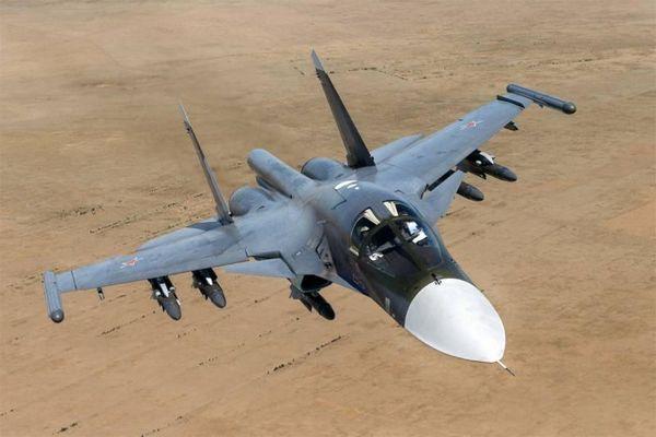 Máy bay Nga hủy diệt hệ thống hầm ngầm của IS
