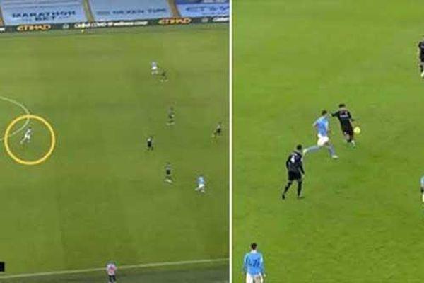 Vì sao bàn thắng gây tranh cãi của Bernardo Silva được công nhận?