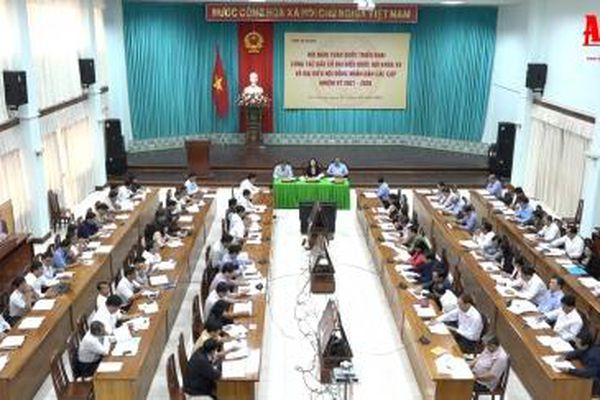Hội đồng Bầu cử quốc gia triển khai công tác bầu cử đại biểu Quốc hội khóa XV và đại biểu HĐND các cấp (nhiệm kỳ 2021 - 2026)
