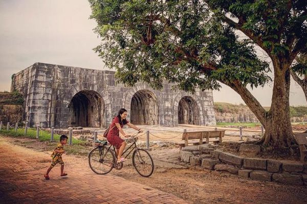 Thành nhà Hồ - Công trình đá quý hiếm độc nhất của Việt Nam