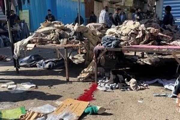 Đánh bom liều chết ở Iraq, nhiều người thương vong