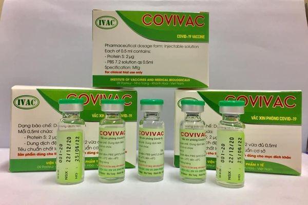 Khởi động thử nghiệm lâm sàng giai đoạn I vaccine COVID-19 thứ 2 của Việt Nam