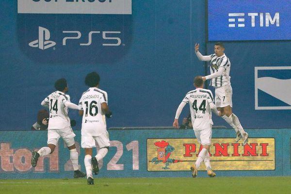 Juventus vô địch Siêu cúp Italia