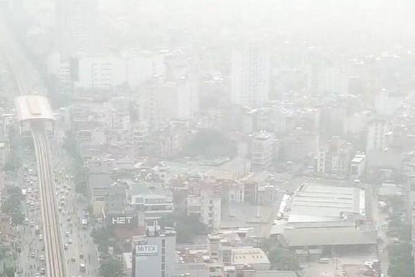 Không khí nhiều nơi tiếp tục bị ô nhiễm