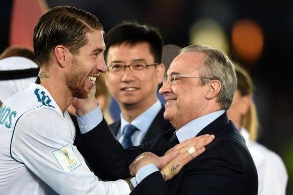 Sergio Ramos từ chối gia hạn hợp đồng: 'Chơi dao có ngày đứt tay'