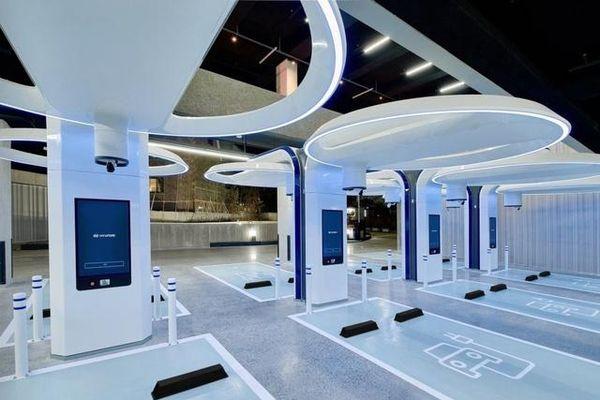Hyundai Motor mở trạm sạc xe điện siêu nhanh ở Seoul