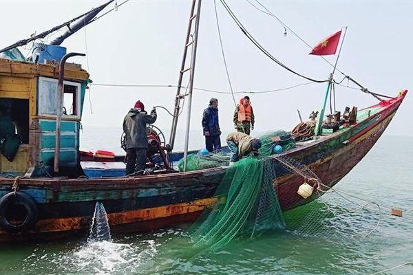 Hà Tĩnh: Vây bắt 5 tàu cá khai thác hải sản bằng thiết bị cấm