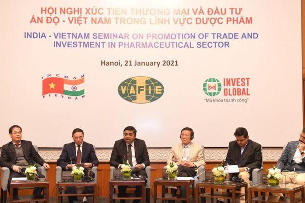 Cơ hội hợp tác trong lĩnh vực dược phẩm giữa Việt Nam và 'nhà thuốc của thế giới'