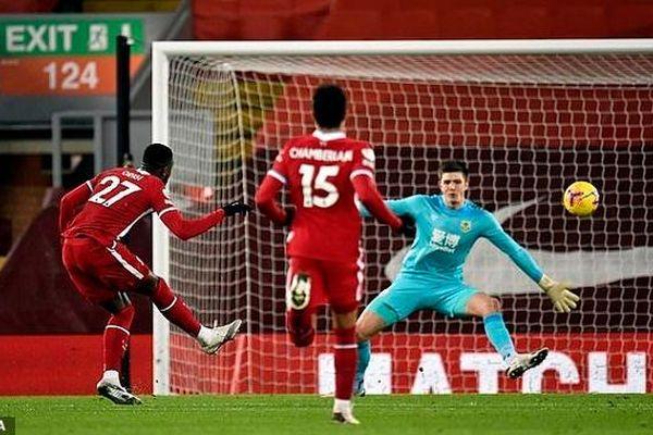 Liverpool chưa thể nghĩ đến cuộc đua vô địch