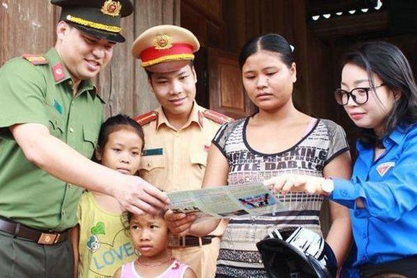 'Pháo đài' bảo vệ gia đình trước tội phạm, tệ nạn xã hội