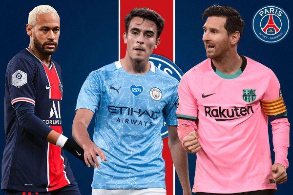 Neymar phá Barca, rủ Messi và Eric Garcia về PSG