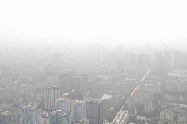 Hà Nội ô nhiễm không khí, chuyên gia hướng dẫn cách giữ sức khỏe