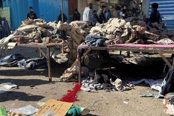 Đánh bom liều chết rung chuyển trung tâm Baghdad, hơn 140 người thương vong