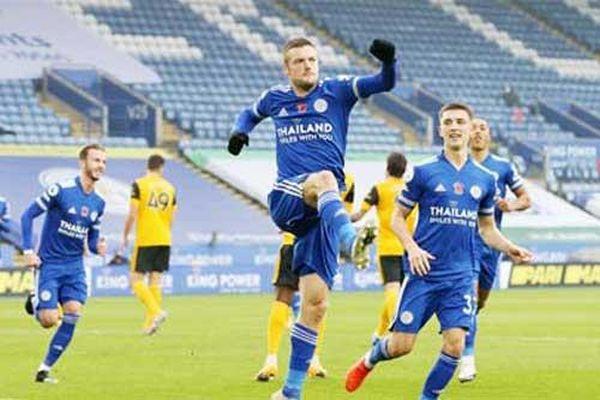 Leicester đủ sức tranh ngôi vô địch