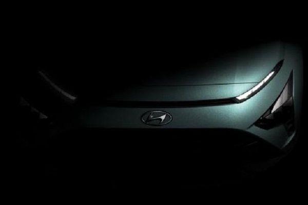 Tân binh Hyundai Bayon mới sắp gia nhập phân khúc SUV hạng B