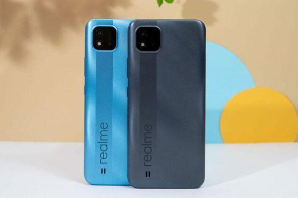 Realme C20 với pin 5.000 mAh, giá 2,69 triệu tại Việt Nam