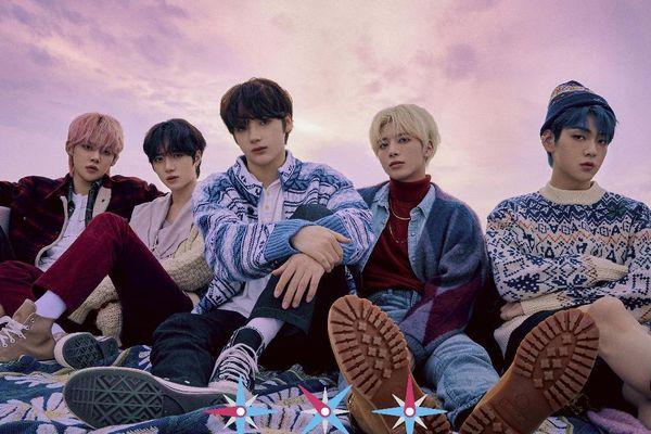 Tung full album tiếng Nhật, TXT vươn lên dẫn đầu BXH Oricon