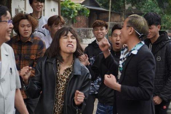 Ra mắt phim hài Tết 'Hiệp sĩ làng'
