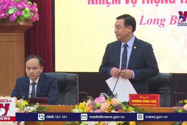 Hà Nội phát triển quận Long Biên theo hướng đô thị xanh