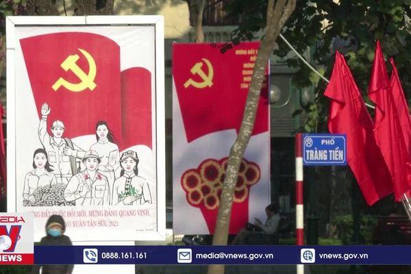 Niềm tin Việt Nam vững bước đi lên