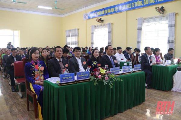 Đại hội đại biểu phụ nữ xã Thanh Lâm, nhiệm kỳ 2021-2026