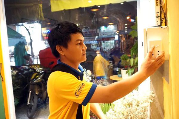 Vui xuân an toàn cùng Điện Quang