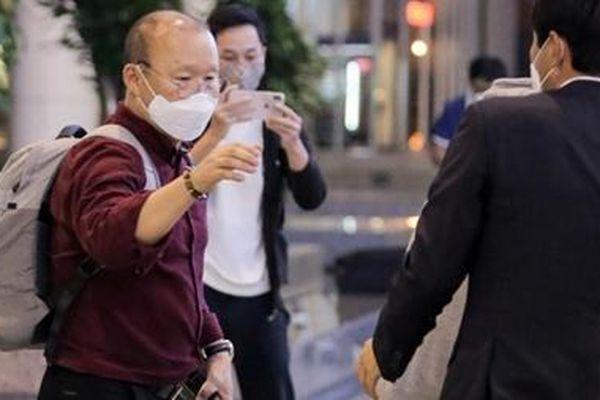 Huấn luyện viên Park Hang-seo có thể đón Tết ở phòng cách ly
